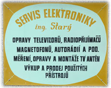 servis elektroniky